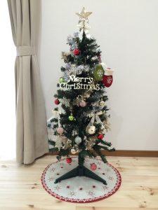 2015 のこみちゃんハウス クリスマスツリー