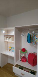 手作りの制作収納と家具・+゜☆